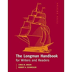 VangoNotes for The Longman Handbook for Writers and Readers, 5/e Audiobook