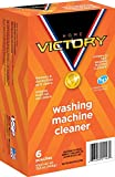 Home Victory Washing Machine Cleaner, 6 Count