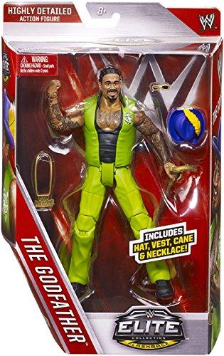 WWE Elite Figure, Godfather (Flashback)
