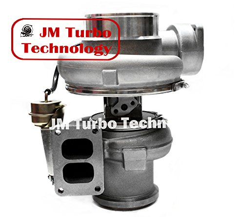 - JM Turbo Replacement for CAT C15 3406E 3406C Turbo Bigger Horsepower Up To 550HP