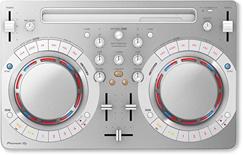Pioneer DDJ–wego4–W (White) DJ Controller (PIONEER ddjwego4W)