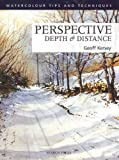 Perspective Depth & Distance (Watercolour Painting Tips & Techniques)