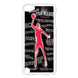 Basketball Custom Plastic Case for iPod Touch 5 by Nickcase