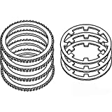RE37120 New Transmission Disc Kit Made to Fit John Deere 4620 4630 6030 8430 ...