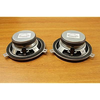 Chrysler Jeep Dodge 6.5inch Kicker Speaker Upgrade Set of 2 Mopar OEM: Car Electronics