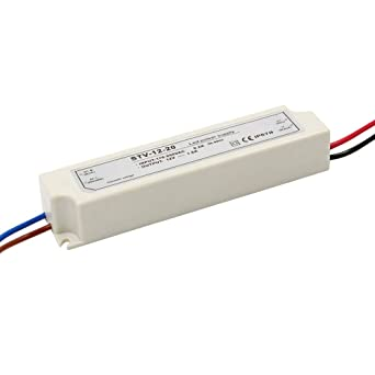 LED Trafo Netzteil Treiber wasserdicht IP67 12V 20W
