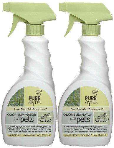 PureAyre Pet Odor Eliminator, 14 oz-2 pk