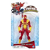 Marvel Ultimate Spider-Man Web Warriors Iron Spider Basic Figure
