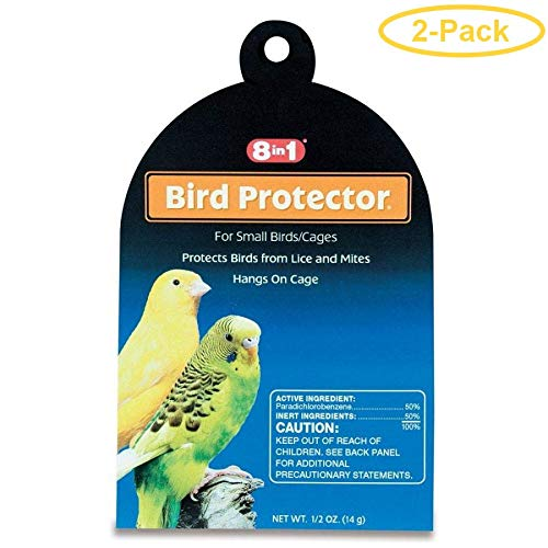 Bird Protector [Set of 2] Size: 0.5 oz.