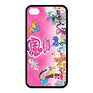 Customize Cartoon Series My Little Pony Back Case for iphone 4,4S JN4S-1223 by mcsharks