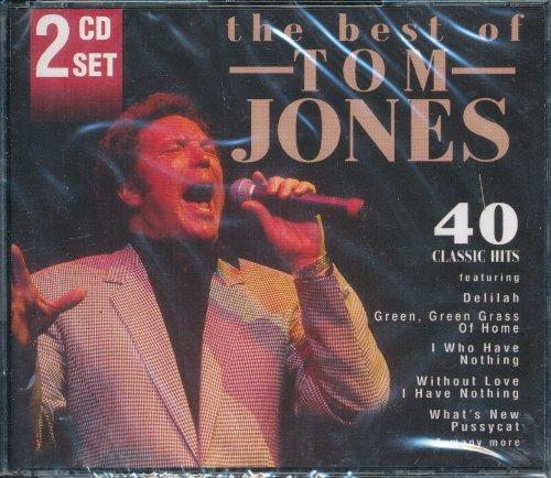 The Best of Tom Jones (2 Cd 40 Tracks)
