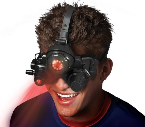 EyeClops Night Vision Infrared Stealth Goggles by SpyNet (Image #1)