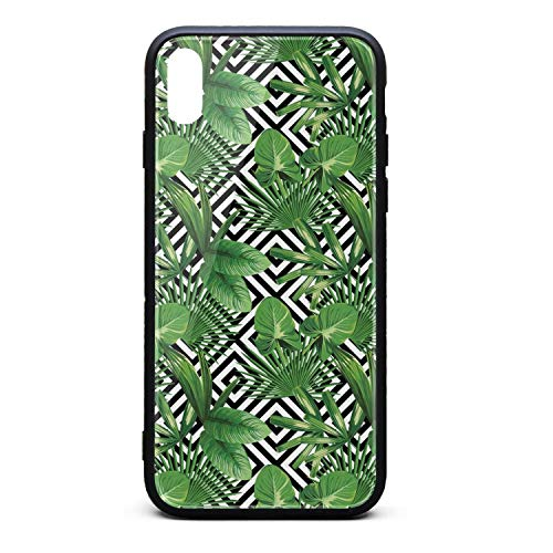Palm Sunday Palm Tree Geometric Pattern Green Ultra Accessories Best Mobile iPhone x xs case