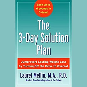 The 3-Day Solution Plan Audiobook