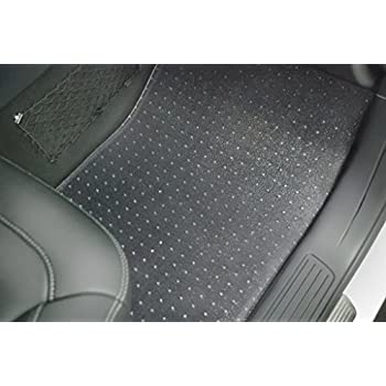 Puremats Nissan Murano Floor Mats 3 Pc Set   All Weather Heavy Duty    Crystal