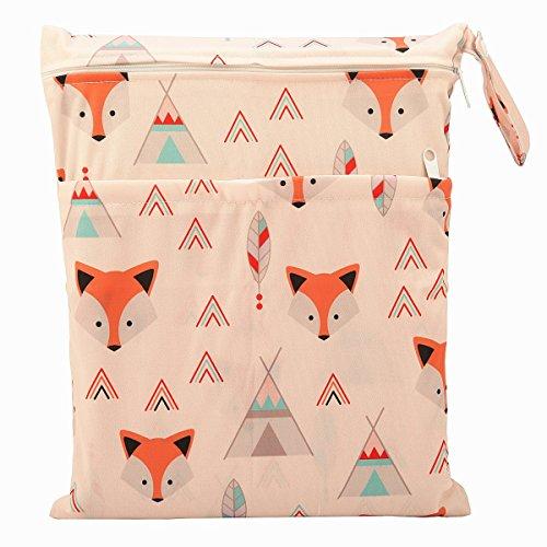wet dry bag fox - 5
