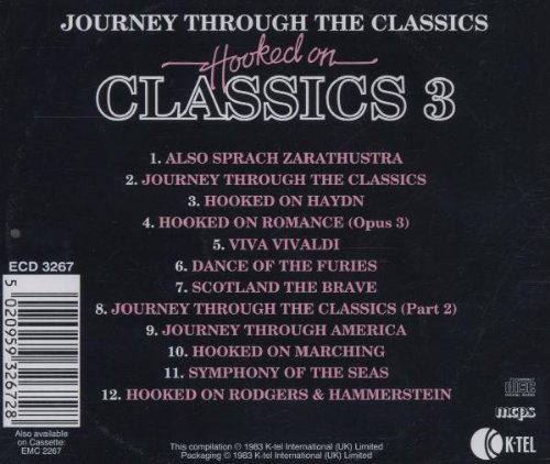 Hooked on Classics 3: Journey Through the Classics by Import [Generic]