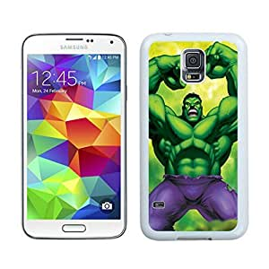 Hulk Case For Samsung Galaxy S5 White