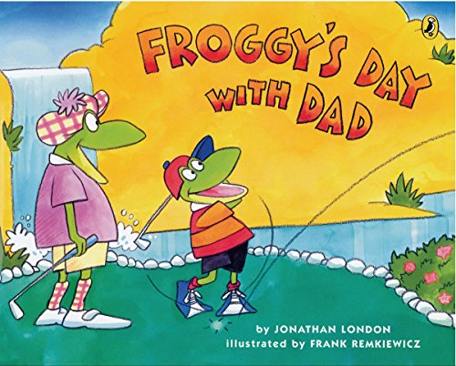 Froggy's Day with Dad, used for sale  Delivered anywhere in USA