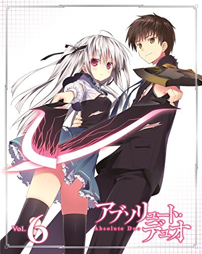 Animation - Absolute Duo Vol.6 (DVD+CD) [Japan DVD] ZMBZ-9926