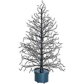 Amazon Com 3 Black Fiber Optic Lighted Twig Christmas