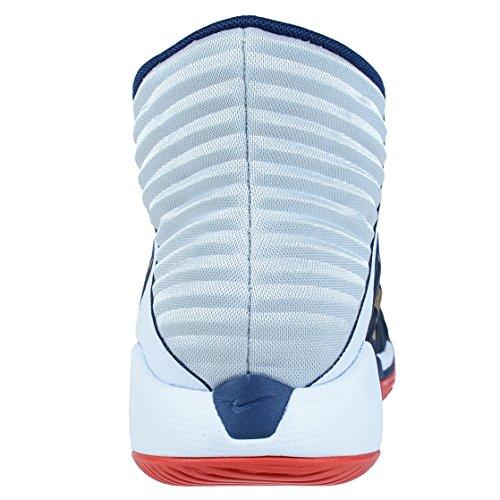 Nike Men's 844787-400 Basketball Shoes Blue (Midnight Navy / Metallic Gold / White) hEv32