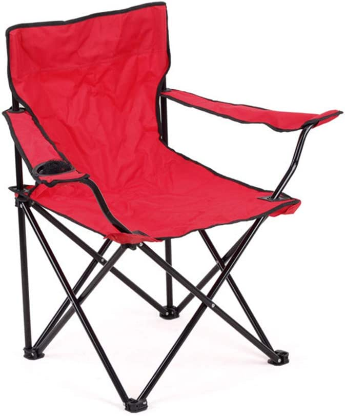 Lightweight Camping Chair Folding Portable, Ultra Light Garden Chair Portable Folding Chair, for Garden, Camping, Travel,1 2