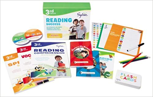 Amazon.com: Third Grade Reading Success: Complete Learning Kit ...