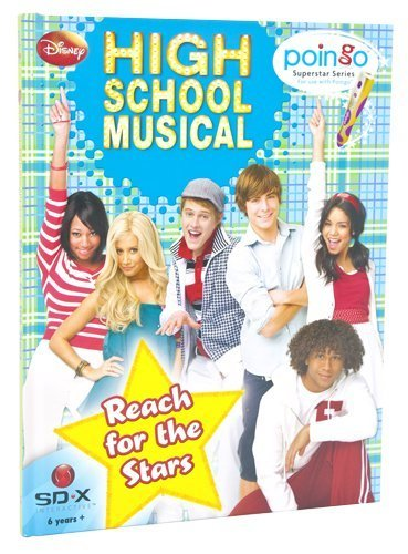 Poingo Storybook: High School Musical Reach for the Stars