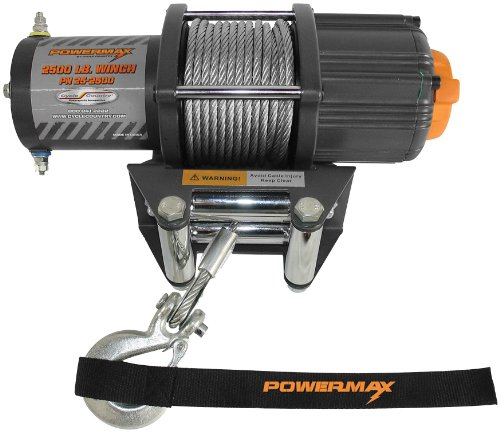 Cycle Country Winch - 8