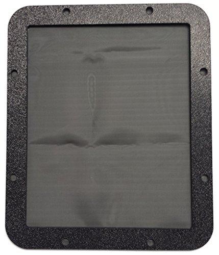 Freedom Air Filters FAFP101486 Black Fresh Air Filter Pre-Filter for Peterbilt Model