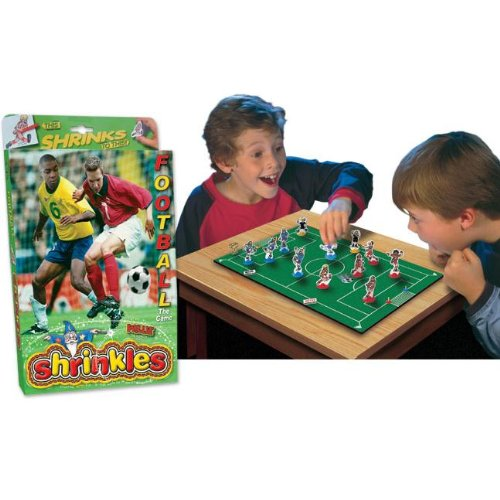 Shrinkles Football The Game Bumper Pack Wizard Toys