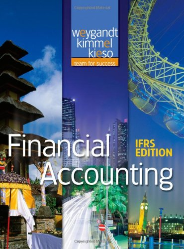 Financial Accounting: IFRS
