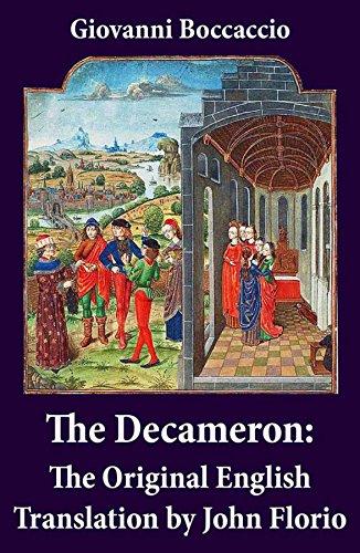 The Decameron: The Original English Translation by John Florio