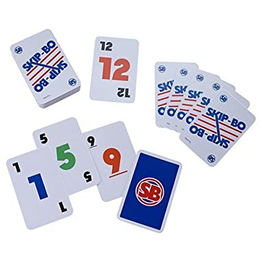Skip-Bo Retro Game