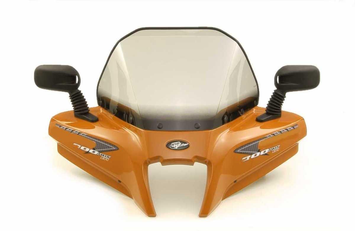 VIP-AIR 2624 Polaris Sportsman 500 Orange windshield