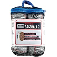 6-Pack Franklin Sports Practice Baseballs