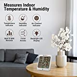 ThermoPro TP53 2 Pack Digital Hygrometer Indoor