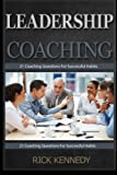 img - for Leadership and Coaching: Leadership and Coaching Tips For Successful Habits book / textbook / text book