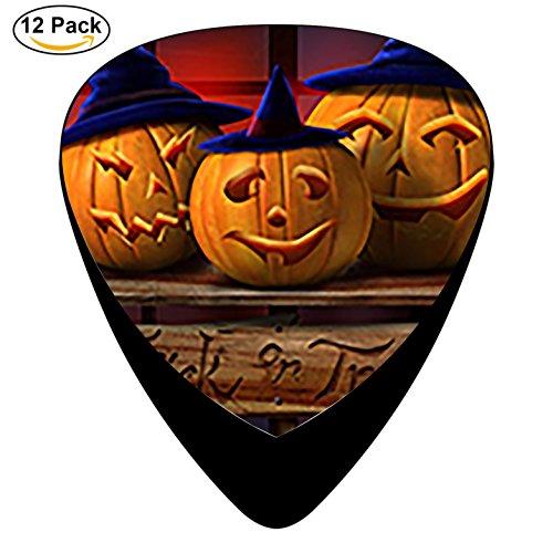 PING-P trick or treat 12-pack Guitar Picks Plectrums