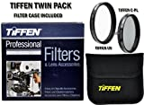 Tiffen 72mm Photo Twin Pack Filters