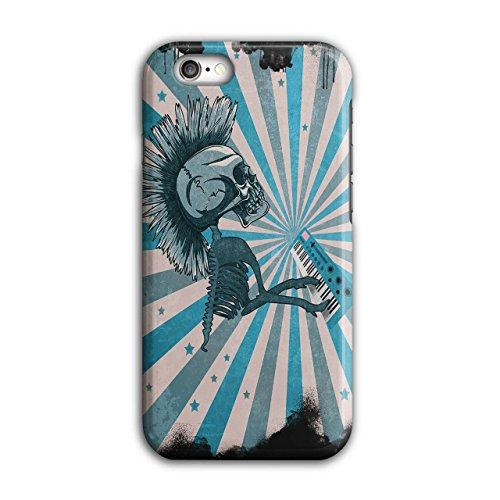 Punk Music Skeleton Skull Evil Puppet iPhone 6 / 6S Case | Wellcoda