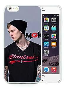 Machine Gun Kelly White Individual Custom iPhone 6plus 5.5 Inch TPU Case