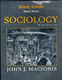 Sociology, 9th edition (Study Guide)