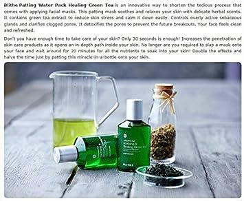Blithe Patting Splash Mask – Soothing Green Tea 150ml