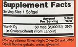 NOW Foods Supplements, Vitamin D-3 2,000 IU, High