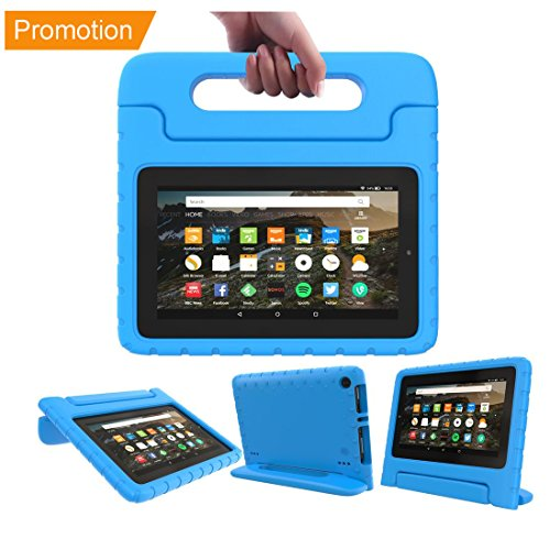Amazon Fire HD 8 Case for Kids – SUPLIK Shockproof Protect