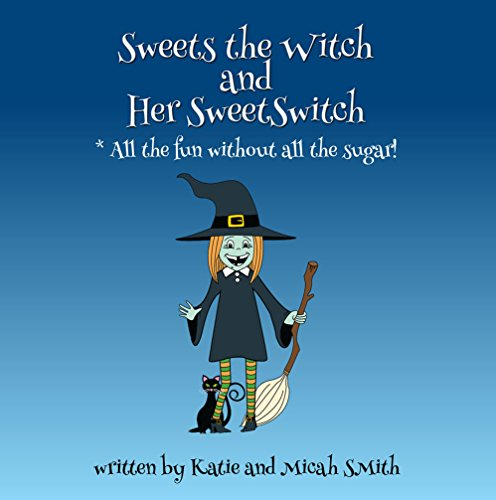 Sweets the Witch and Her SweetSwitch - Witch Costume Design