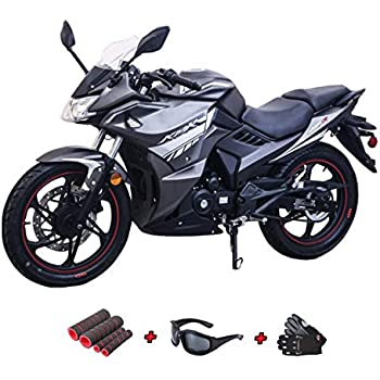 Amazon.com: X-Pro Lifan 200cc Adult Motorcycle Gas