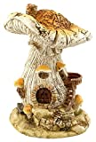 Top Collection Miniature Garden and Terrarium Mushroom Fairy House Figurine For Sale